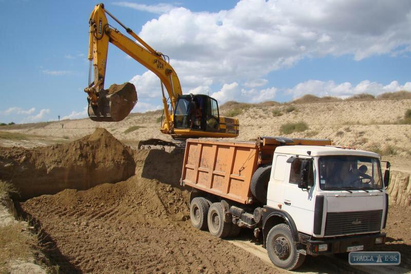 Строительство объездной дороги вокруг Рени возобновлено