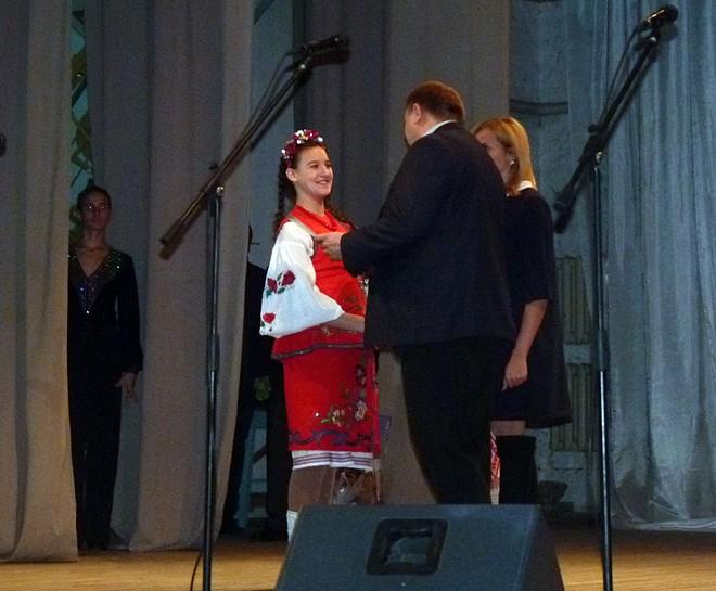 Первый городской конкурс вокалистов прошел в Измаиле