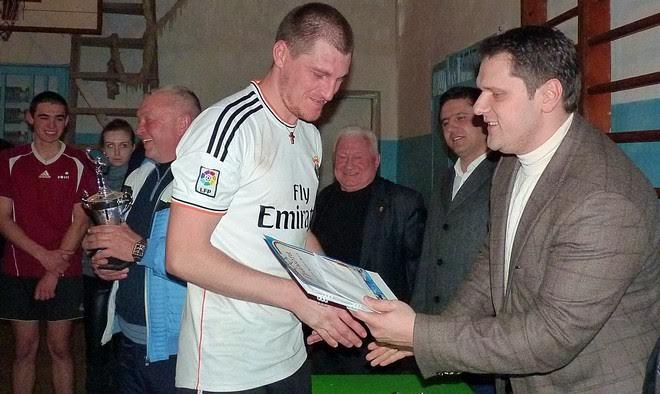 Второй Кубок Александра Урбанского назвал победителей