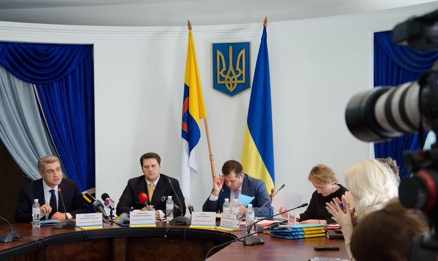 Александр Урбанский: «Результат нашей работы – это 200 миллионов гривен, которые удалось привлечь в Одесскую область»