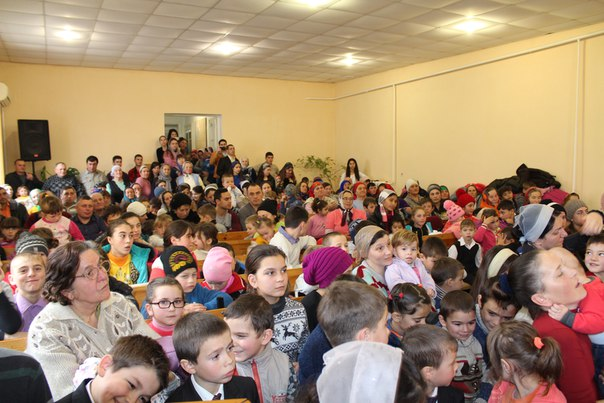 В селе Плавни Ренийского района прошел большой детский праздник