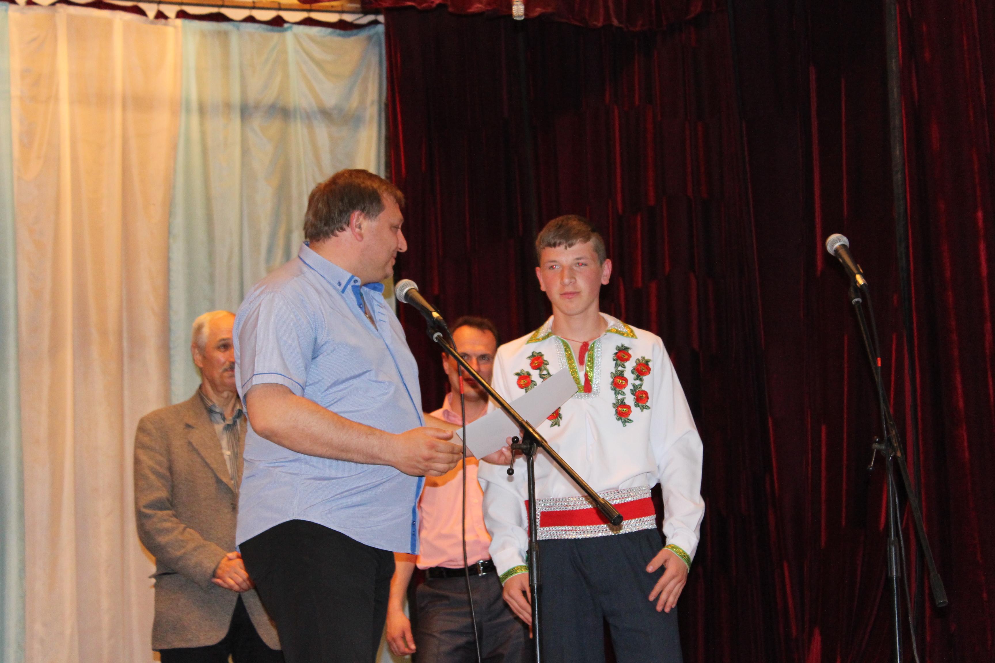 В Рени прошел региональный конкурс вокалистов «Дунайские звездочки»