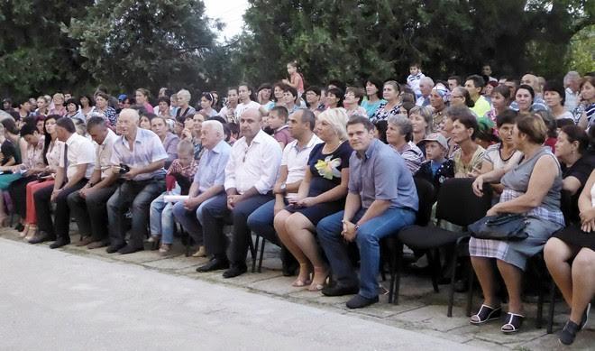 В Ренийском районе жители Котловины отпраздновали День села вместе с народным депутатом Александром Урбанским