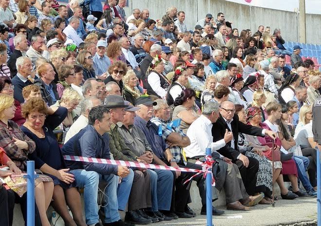 В Одесской области во второй раз состоялся Международный фестиваль гагаузской культуры