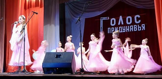 В Измаиле состоялся Второй конкурс «Голос Придунавья»