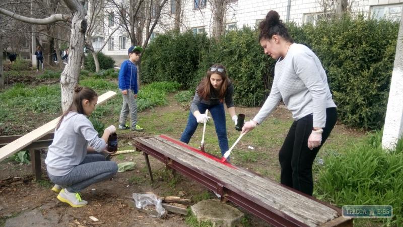 Более ста старшеклассников приняли участие в социальной игре «Я – мэр!» в Рени