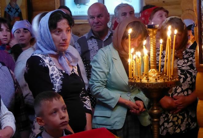 В Ренийском районе освятили церковь, построенную под патронатом нардепа Александра Урбанского