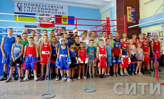 Измаильские боксеры — победители международного турнира
