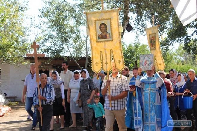 Александр Урбанский поздравил село Дунайское Измаильского района