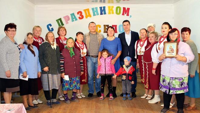 В Измаильском районе дунайцы продолжили праздновать День села