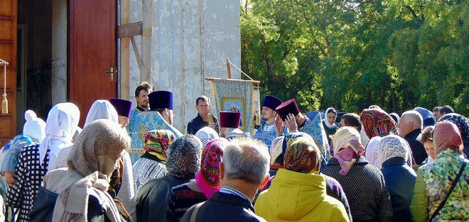 Село Каланчак в Измаильском районе отпраздновало Храм